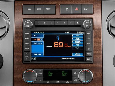image 2010 ford expedition 2wd 4 door limited audio