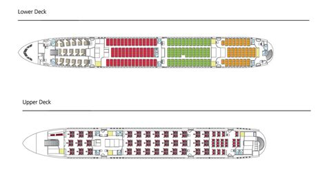 a380 floor plan qantas a380 seat map released celebration pinterest