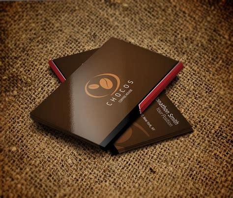 coffee shop business cards design business card psd for coffee net 187 designtube creative