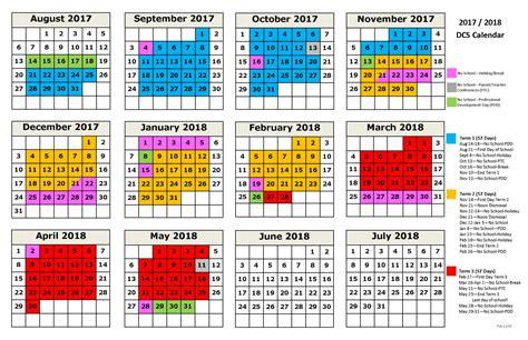 Denver Schools Calendar Academic Calendar Denver Christian Schools