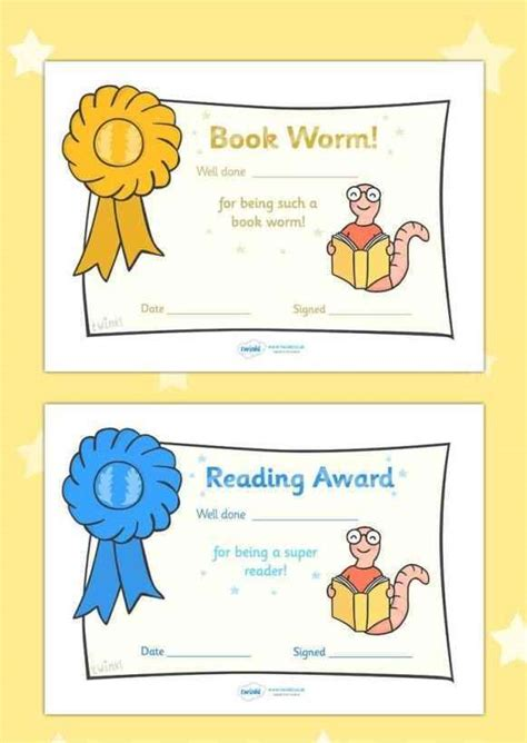 free templates for awards for students free printable student award certificates template