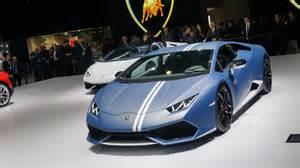 Lamborghini Stuff Lamborghini Centenario And Huracan Avio Strut Their Stuff