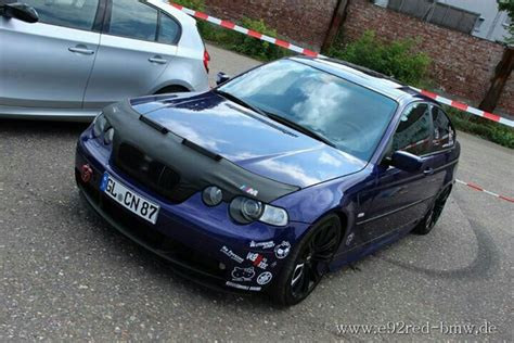Bmw Individual Sticker by Sticker 325ti E46 3er Bmw E46 Quot Compact Quot Tuning