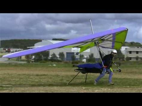 doodlebug powered hang glider related