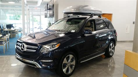 Mercedes Roof Rack by Mercedes Glc Coupe Roof Rack Fiat World Test Drive