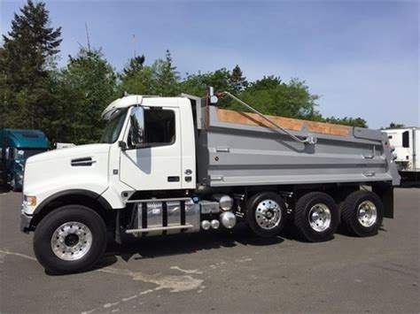 used volvo dump trucks 2016 volvo dump trucks for sale used trucks on buysellsearch