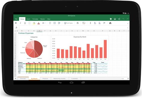 microsoft office 365 for android tablet the office you is now on your android tablet office blogs