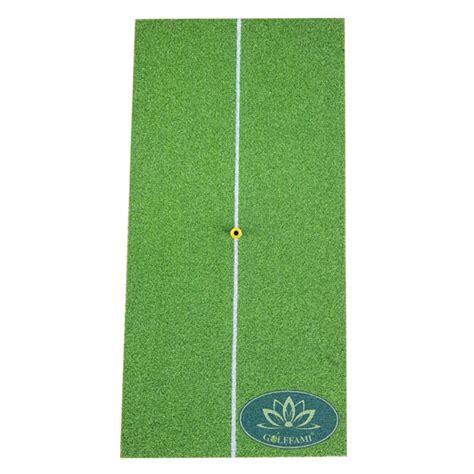 golf swing mat thảm golf swing mat gomi05 nhỏ gọn tiện lợi golffami
