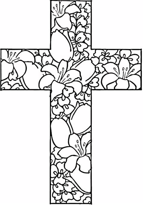 Religious Easter Coloring Pages For Printable by Printable Easter Coloring Pages Religious Printable