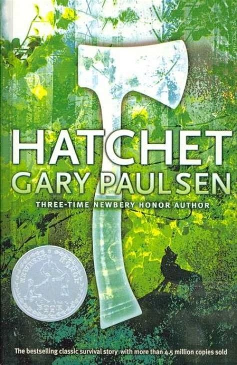 pictures of the book hatchet 100 legendary ya novels vogue