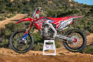 Honda Crf450 Racing Caf 232 Honda Crf 450 Rw Team Hrc 2016