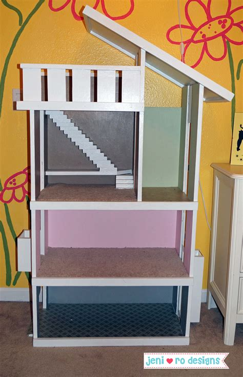 doll houses that fit barbies furnishing my childhood barbie house for my daughter