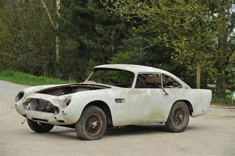 Cheapest Aston Martin by World S Cheapest Aston Martin Db5 Up For Auction Aol