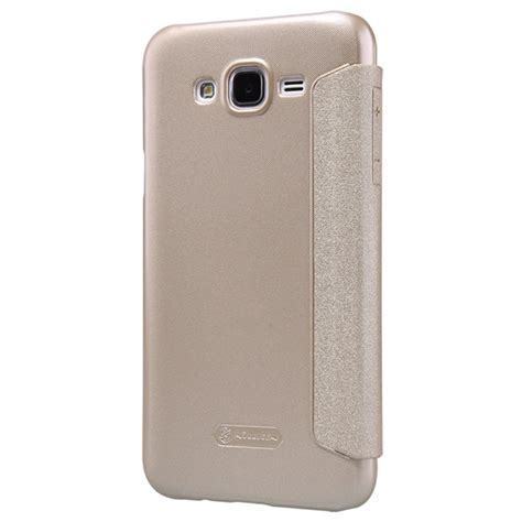 Samsung Galaxy J5 2015 J500 Smart Flip Slim samsung galaxy j5 2015 nillkin sparkle series view l 228 pp 228 kotelo kultainen