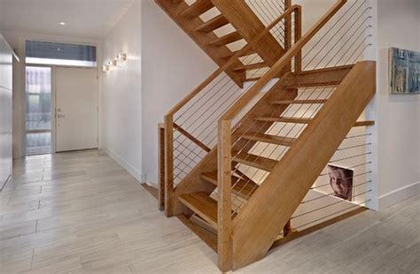 decoration escalier maison escalier maison bois moderne deco maison moderne