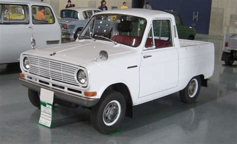 mitsubishi pickup trucks the mitsubishi 360 pickup is the cutest truck in the world