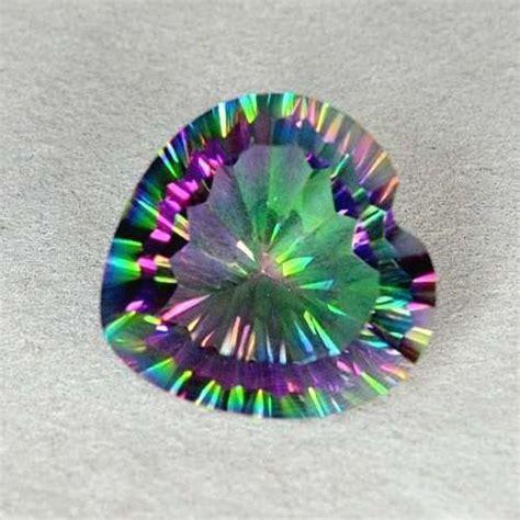 quartz 16 91 cts memolab rainbow mystic quartz 13 91 cts catawiki