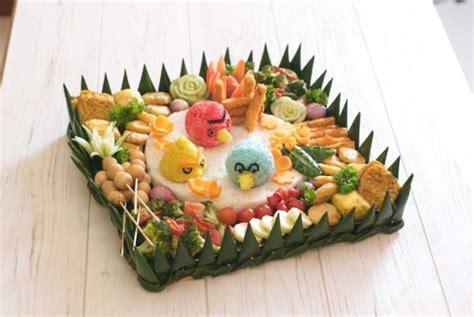 cara membuat kue ulang tahun bentuk mobil ngasih kue tart sudah terlalu biasa pilih nasi tumpeng