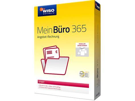 wiso mein büro 365 plus wiso mein b 252 ro 365 start