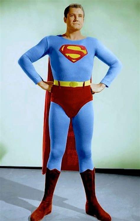 Superman Original Superman 5 236 best images about superman george reeves on