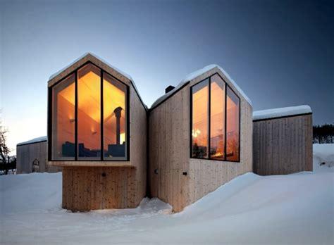 Gray Bathroom Ideas modern wooden house in norway offers a breathtaking