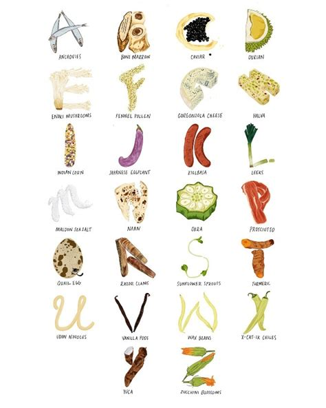 up letter with food 61 best images about food letters on humble