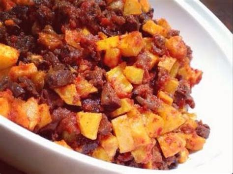 cara membuat kentang goreng olahan resep cara membuat sambal goreng kentang ati dan ampela