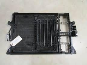 bmw e39 528i ac condenser transmission steering cooler