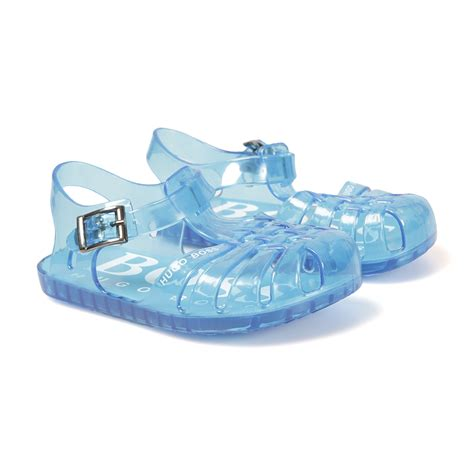 Sandal Wanita Wedges Jelly Shoes jelly sandals oxygen clothing