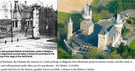castle of darkness belgium kiluminati