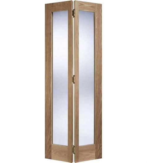 Glazed Bifold Interior Doors Pattern 10 Oak Bifold Glazed Door Shawfield Doors