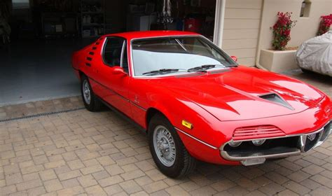 Alfa Romeo On Ebay by 1971 Alfa Romeo Montreal For Sale On Ebay Drivers Magazine