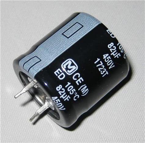 panasonic ts capacitor panasonic ts ed 450v 82uf capacitor lcdalternatives