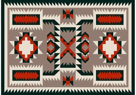 navajo pattern vector free navajo pattern carpet vector design download free vector