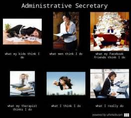 administrative what think i do what i