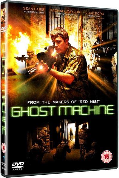 film ghost machine 2009 ghost machine dvd zavvi com