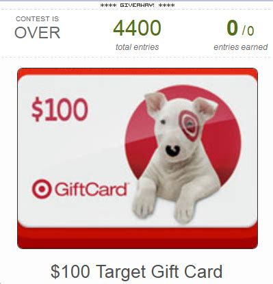 Target Gift Card Promotions - giveaway portfolio giveaway frenzy