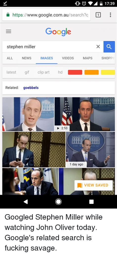 httpswwwgooglecomausearch q stephen miller all news