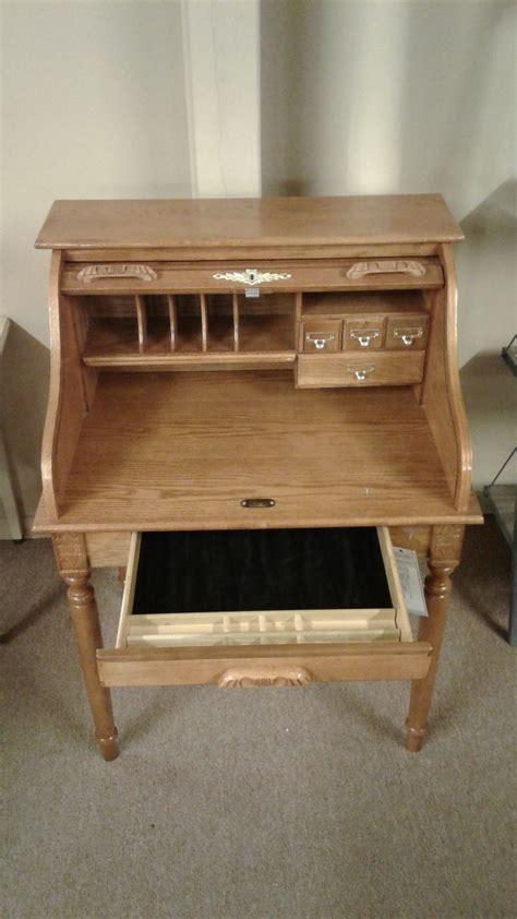 Ashley Roll Top Desk Ashley Small Oak Roll Top Desk Delmarva Furniture