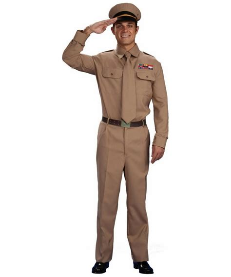 world war 2 outfits world war ii general costume adult costume colonial
