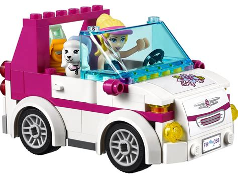 Lego Friends Auto by Lego Friends 41058 Le Centre Commercial Heartlake City