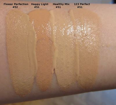 Caring Colours Stay True Foundation 03 Glow 30ml deluxe