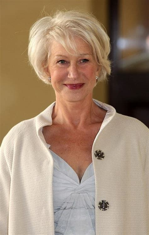 short hair for 60 years of age hairstyles for mature women over 60