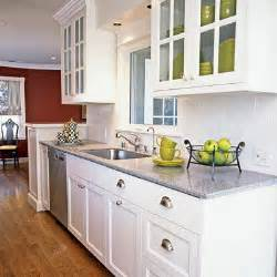 Classic White Kitchen Cabinets by Custom Cabinetry Redone With Classic Touches Great