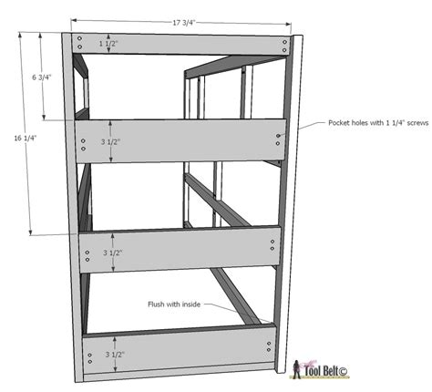 Dresser Drawer Dimensions by Dresser Dimensions Home Remodeling And Renovation Ideas