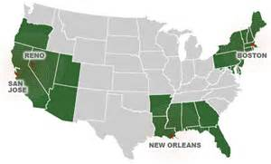 New Orleans Us Map by Us Map New Orleans Image Search Results
