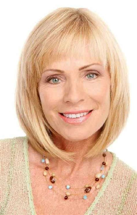 blonde hairstyles to look younger 15 bob hairstyles for women over 50 bob hairstyles 2017