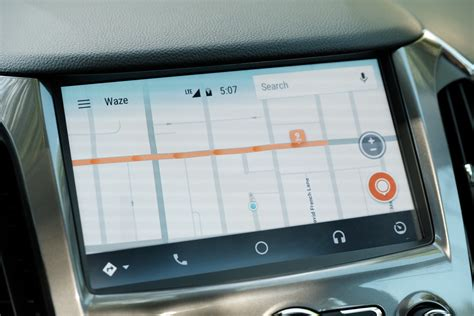 waze android waze finally arrives on android auto techcrunch