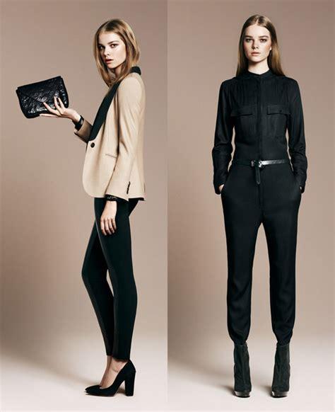 Fashion Zara Code 113 zara november 2010 lookbook fashion bomb daily style magazine fashion