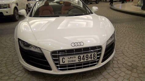 Audi Detmold by Audi R8 V10 Spyder In Dubai U A E Hd
